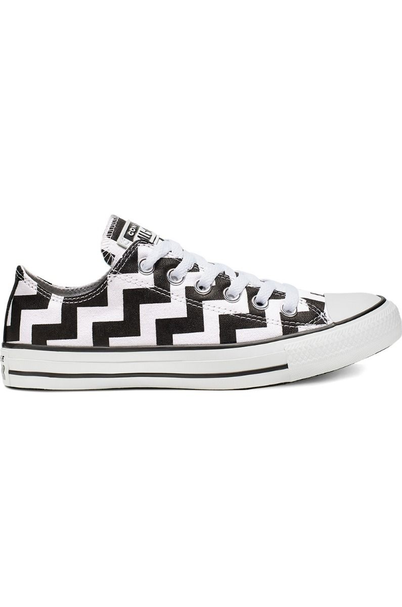 Converse Shoes CHUCK TAYLOR ALL STAR White/Black/White
