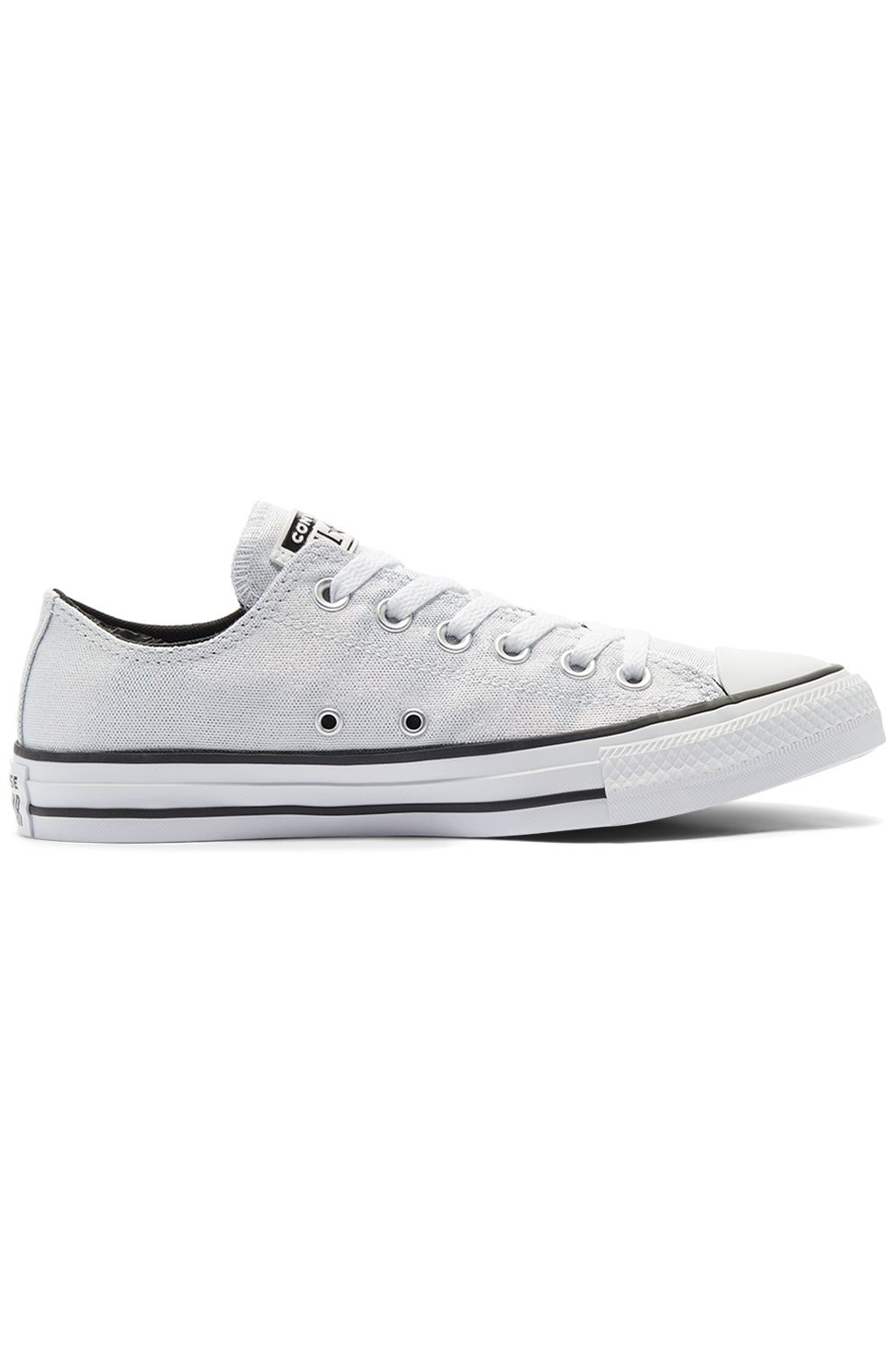 Tenis Converse CHUCK TAYLOR ALL STAR OX Silver/Black/White