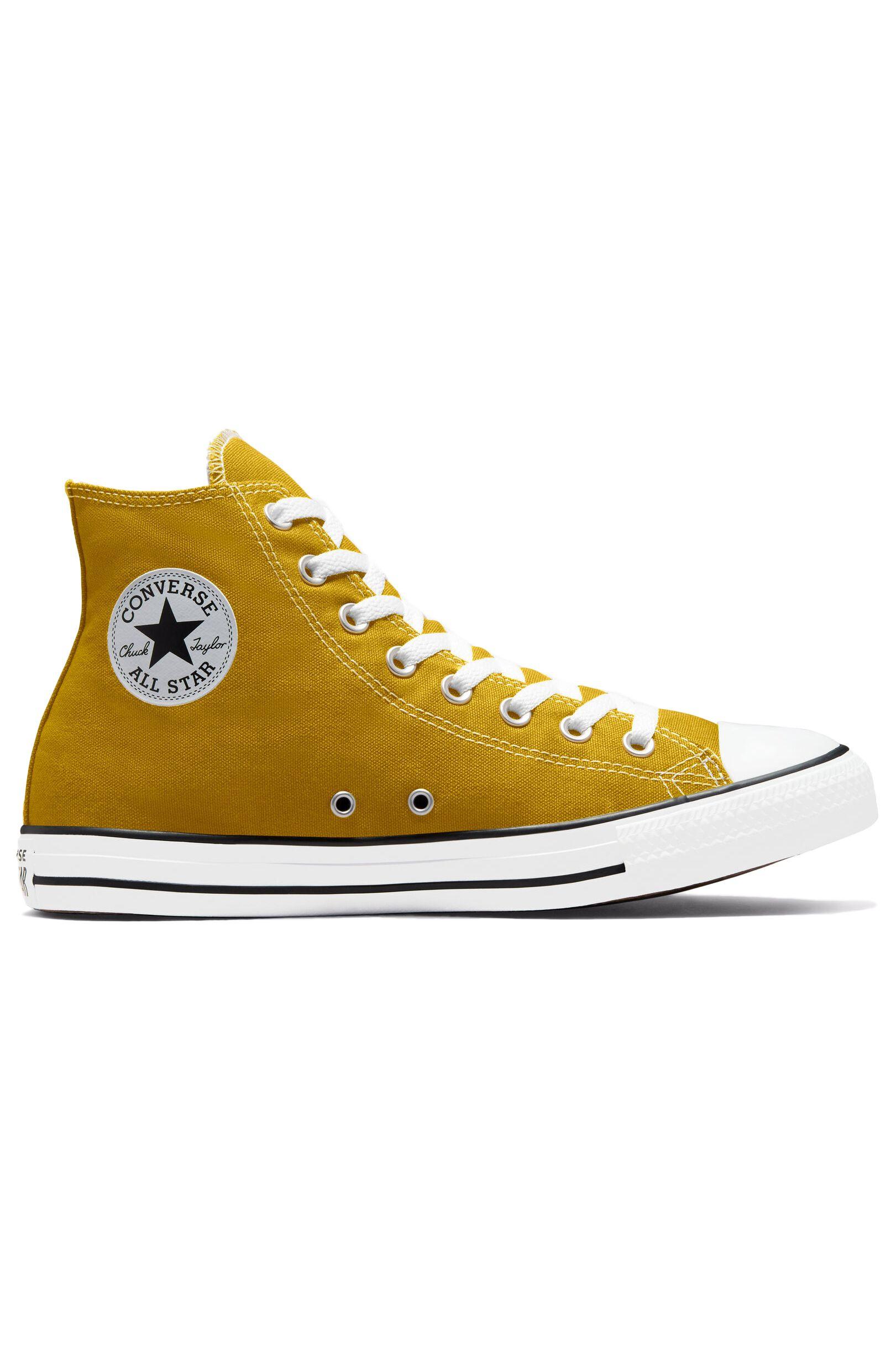 Converse Shoes CHUCK TAYLOR ALL STAR HI Dark Citron