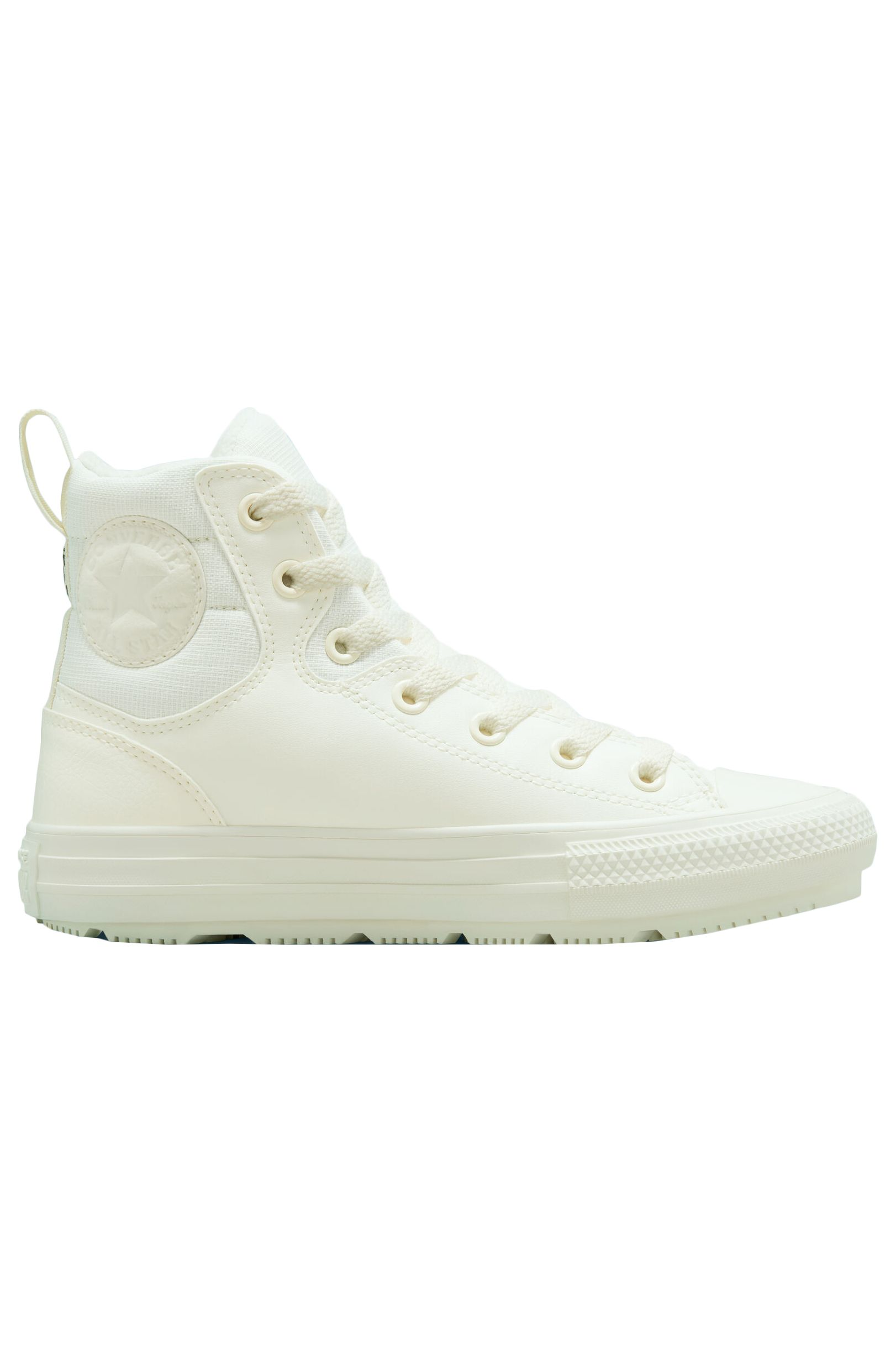 Converse Shoes CHUCK TAYLOR ALL STAR BERKSHIRE BOOT HI Egret/Bold Mandarin/Egret