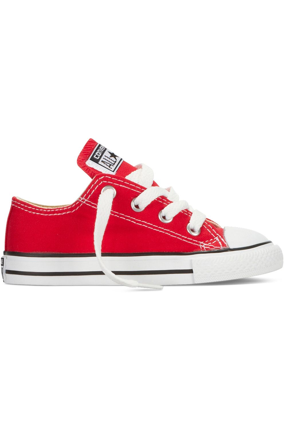 Converse Shoes CHUCK TAYLOR ALL STAR OX Red