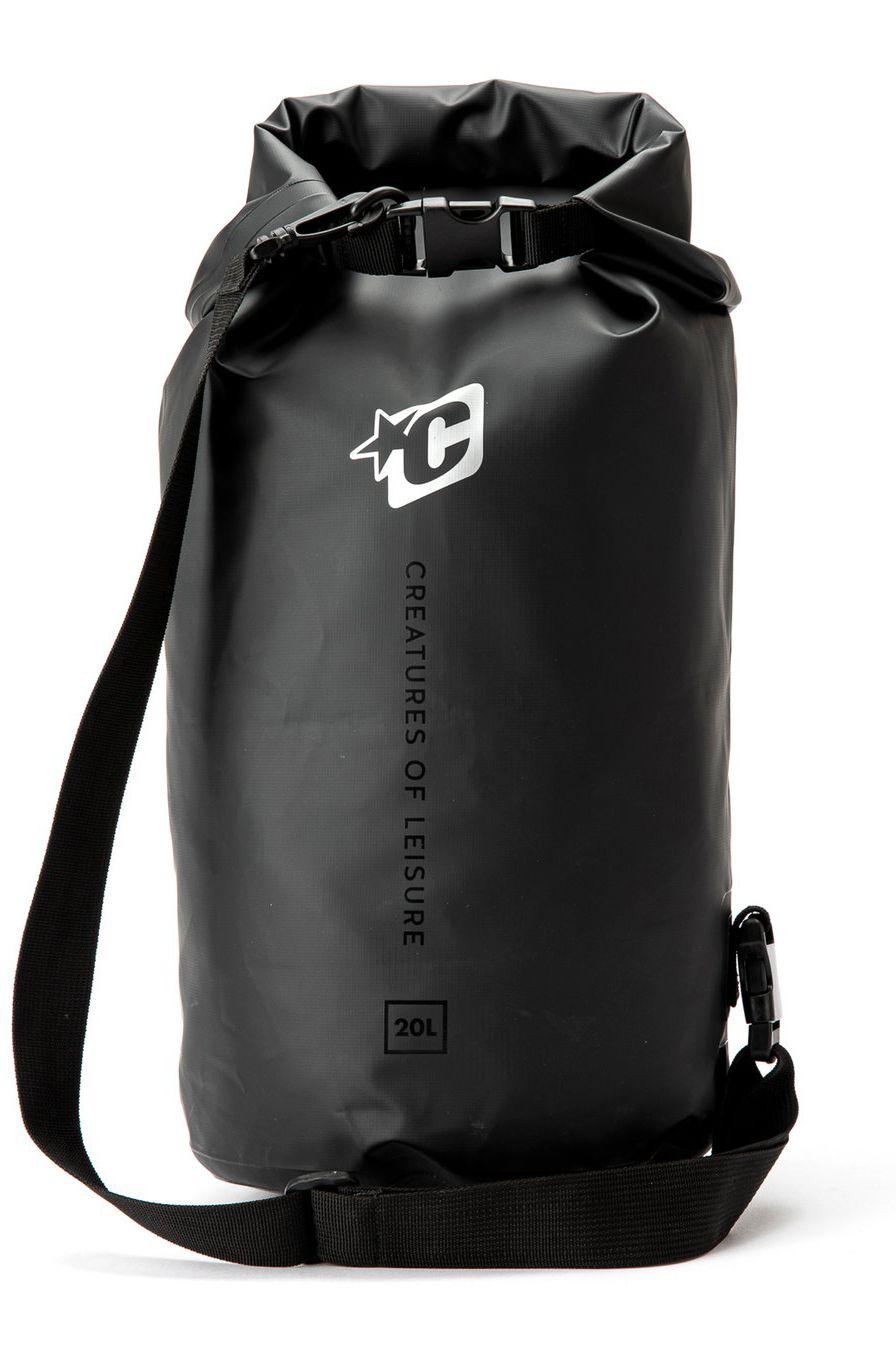 Mochila Creatures DAY USE DRY BAG 20L Black