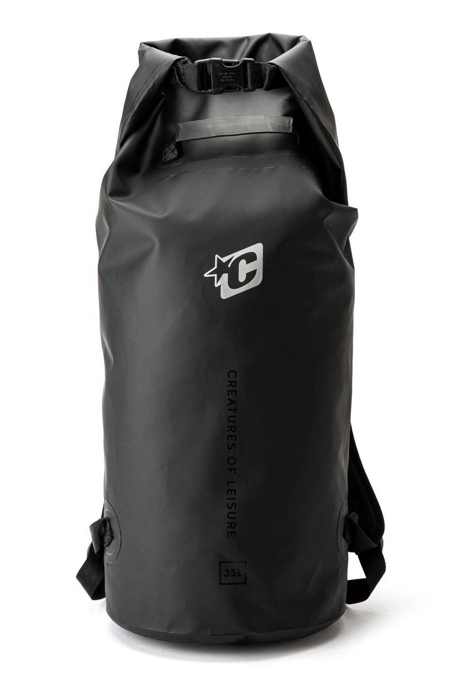 Mochila Creatures DAY USE DRY BAG 35L Black