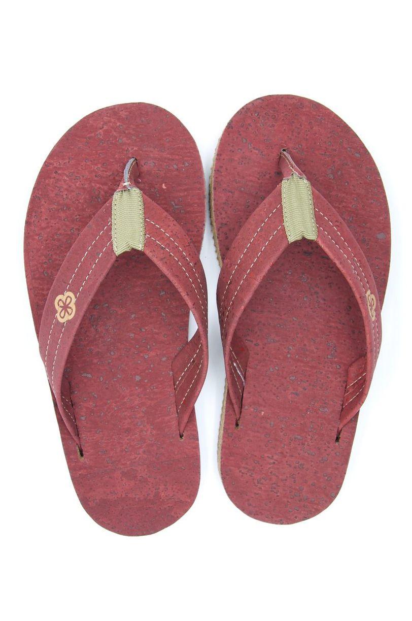 Cima Sandals Sandals CS Burgundy