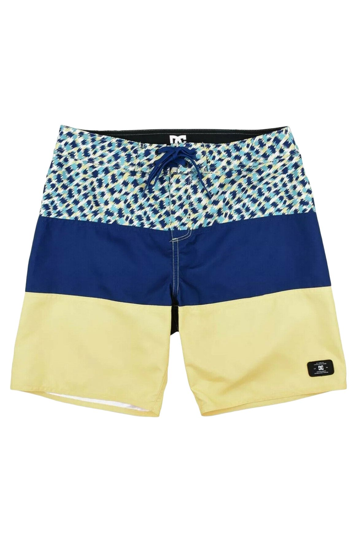 Boardshorts DC Shoes HOT BLOCKED M BDSH Sodalite Blue