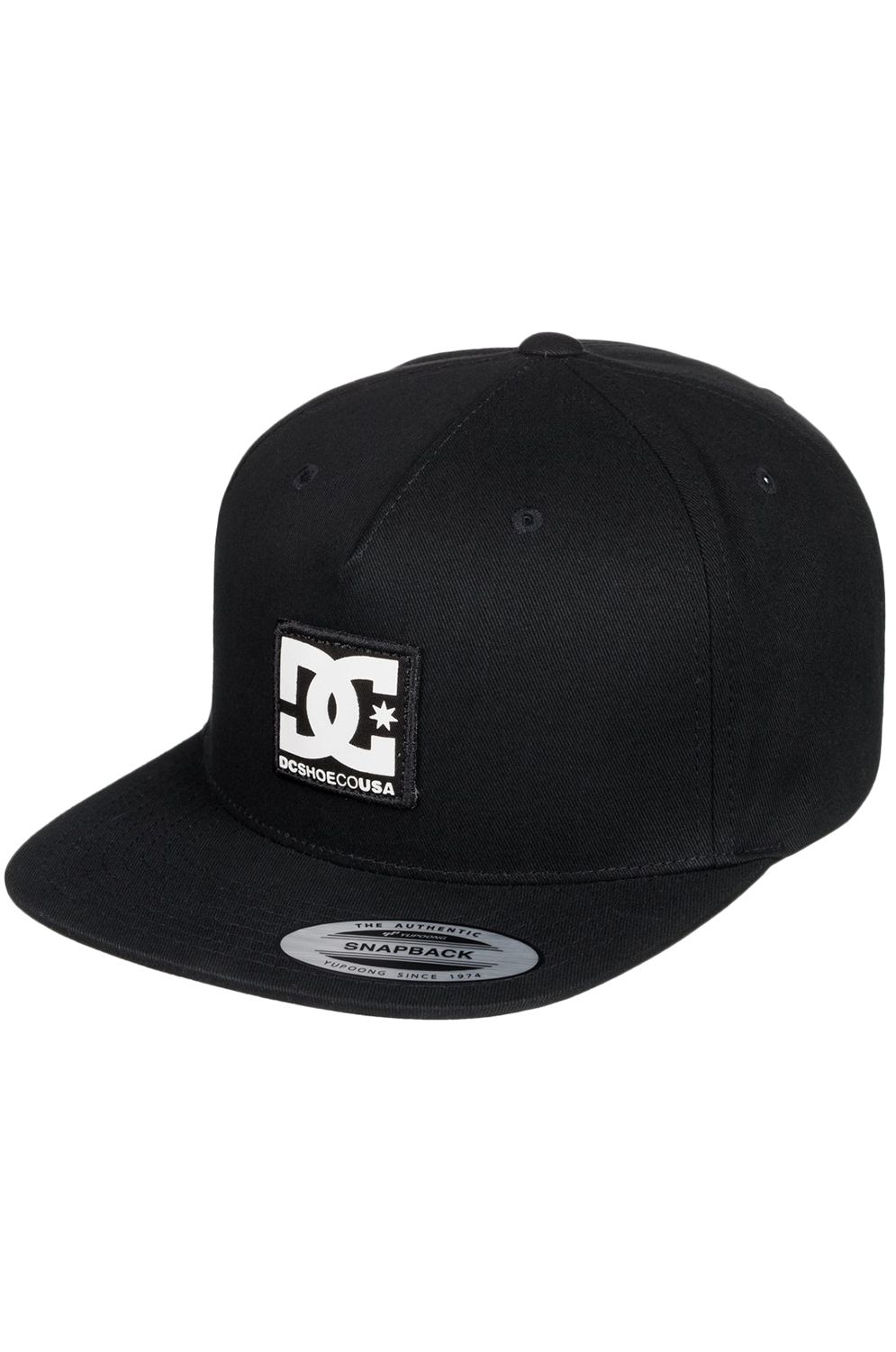 Bone DC Shoes SNAPDRIPP Black