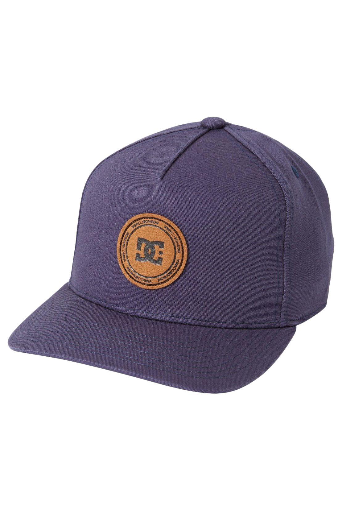 DC Shoes Cap   REYNOTTS 5 Navy Blazer