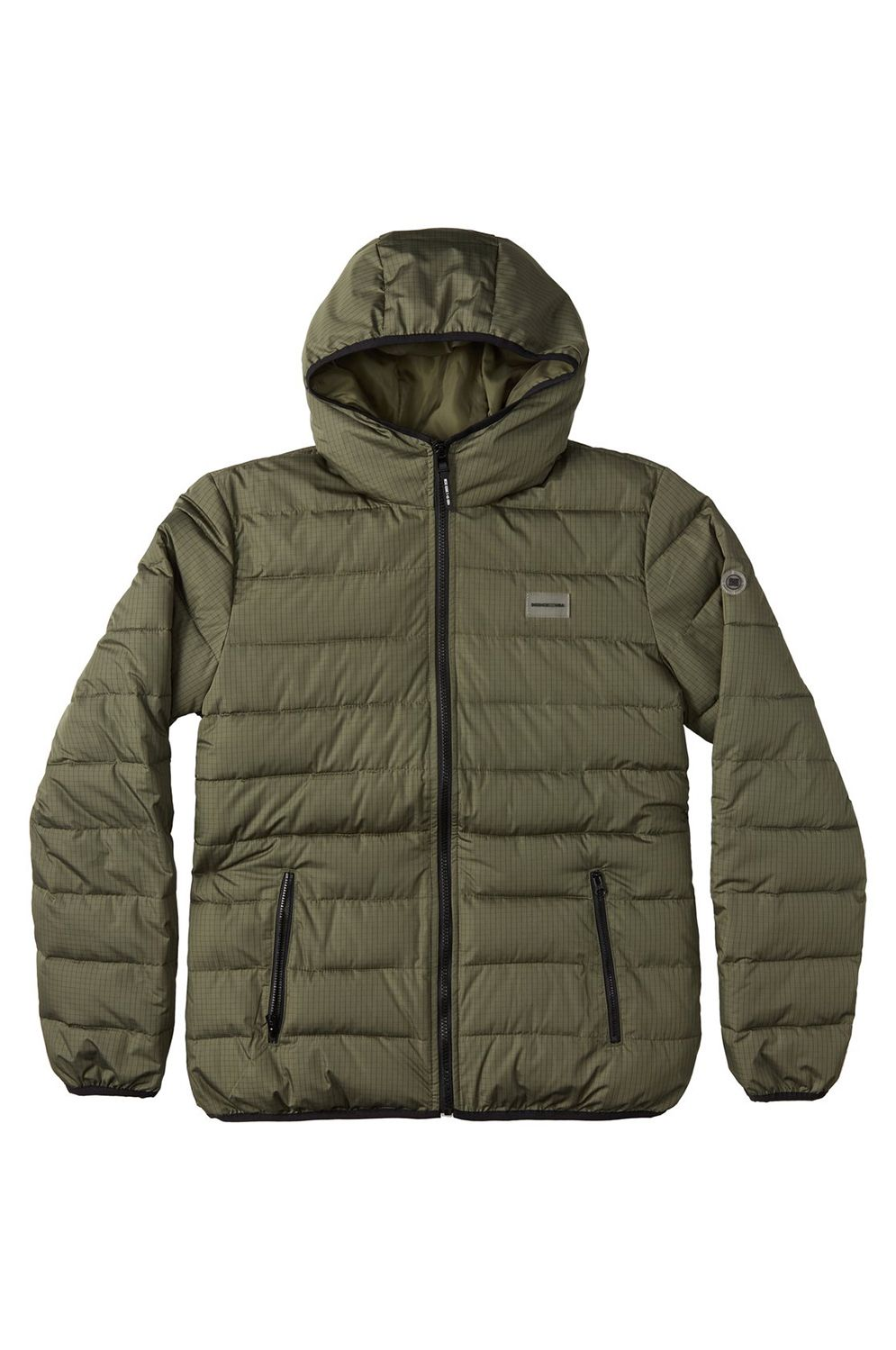 Blusão DC Shoes TURNER PUFFER Fatigue Green