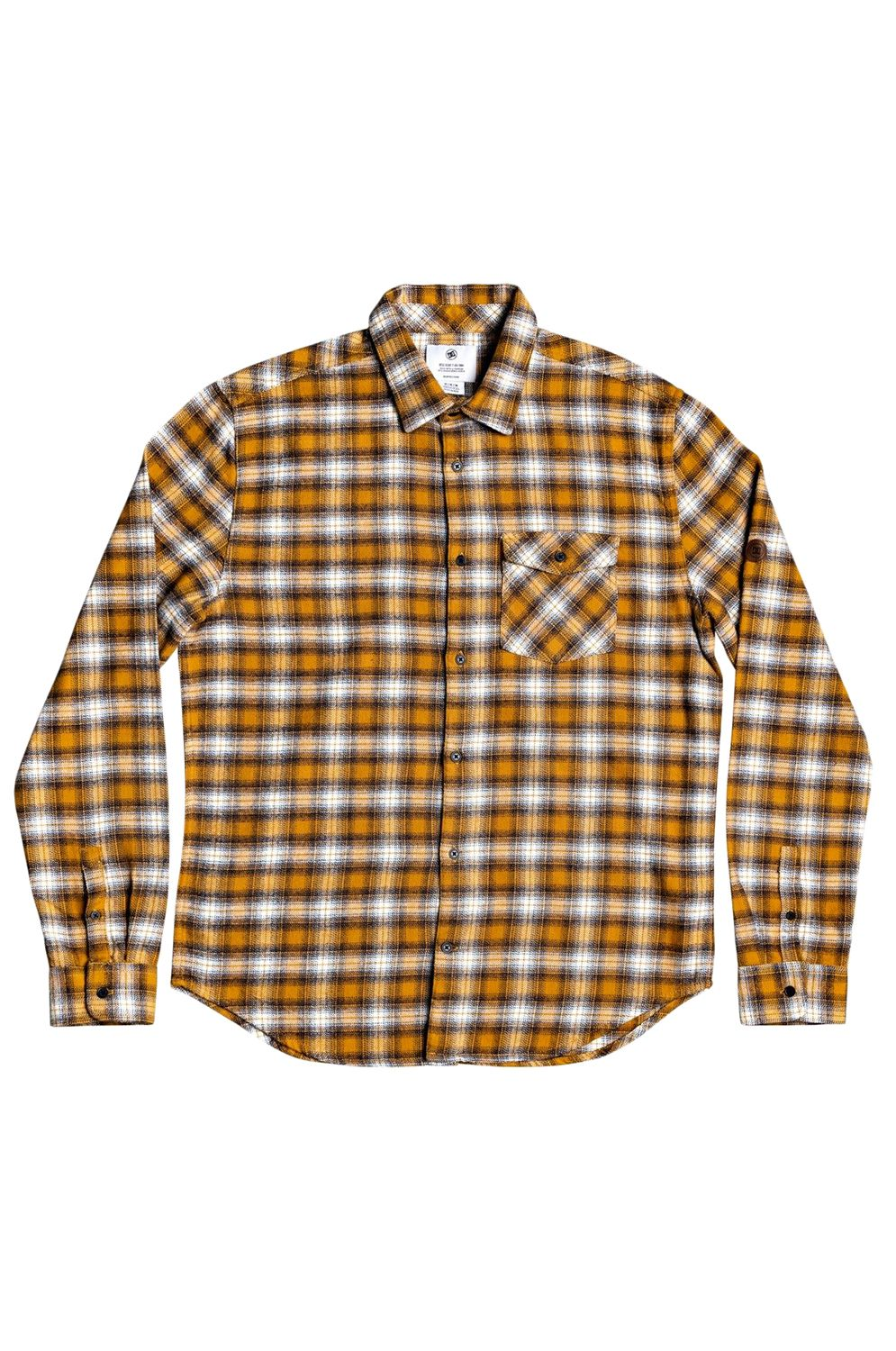 DC Shoes Shirt MARTHA LS Sudan Brown