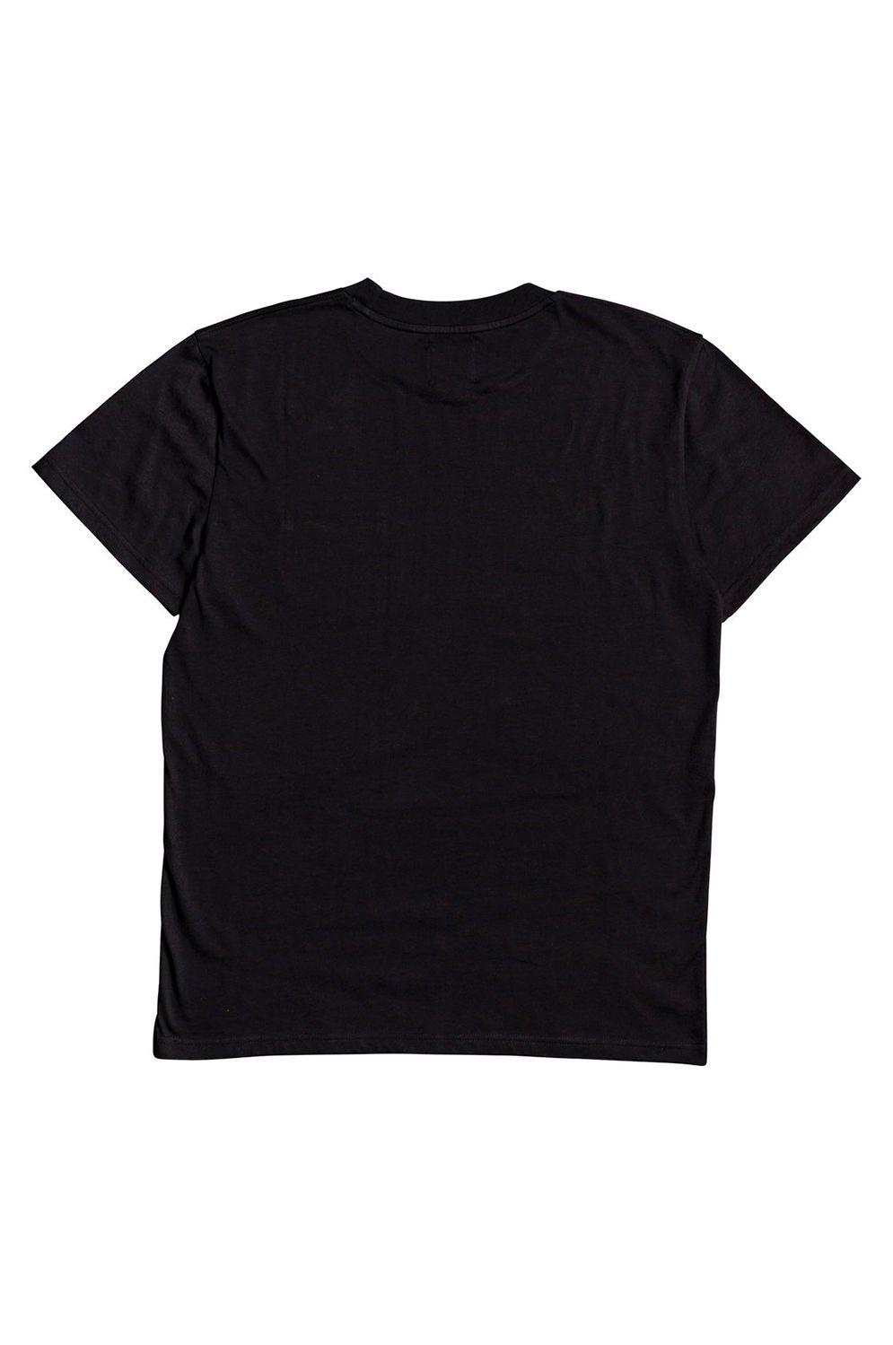T-Shirt DC Shoes POCKET TEE 203 Black