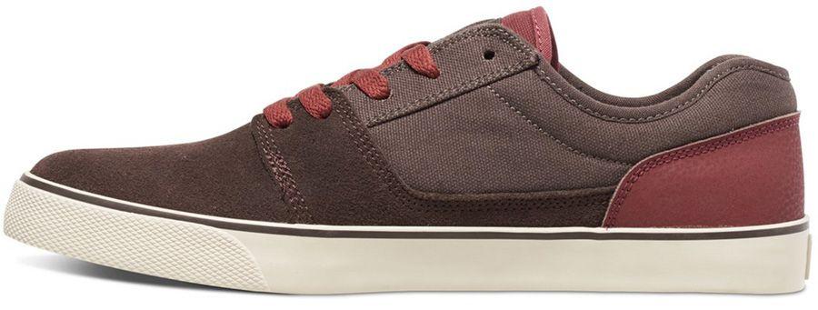 Tenis DC Shoes TONIK M SHOE Dk Chocolate/Oxblood