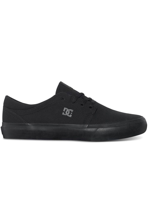 Tenis DC Shoes TRASE TX Black/Black/Black