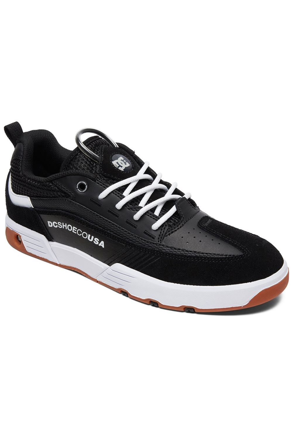 Tenis DC Shoes LEGACY 98 SLIM Black/White