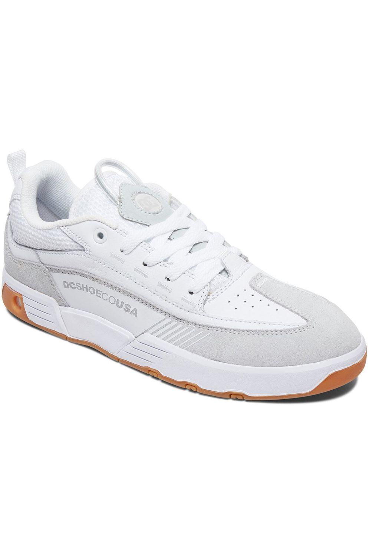 DC Shoes Shoes LEGACY 98 SLIM SE White/Gum