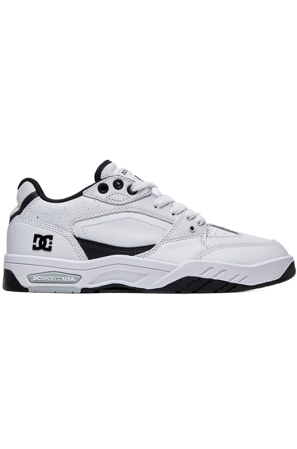 Tenis DC Shoes MASWELL White/Black