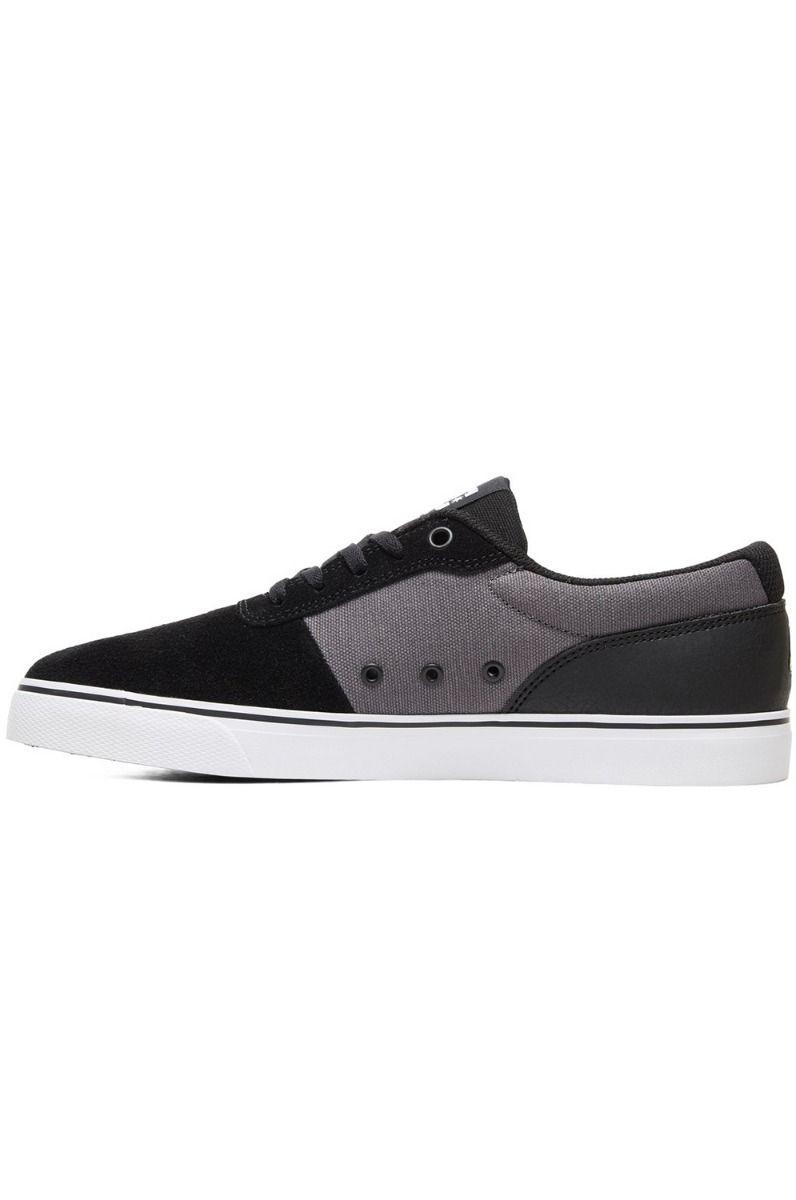Tenis DC Shoes SWITCH Black/Dk Grey/White