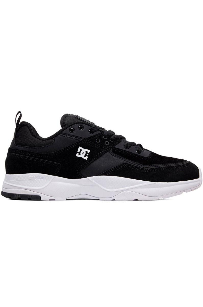 Tenis DC Shoes E.TRIBEKA Black/White/Black