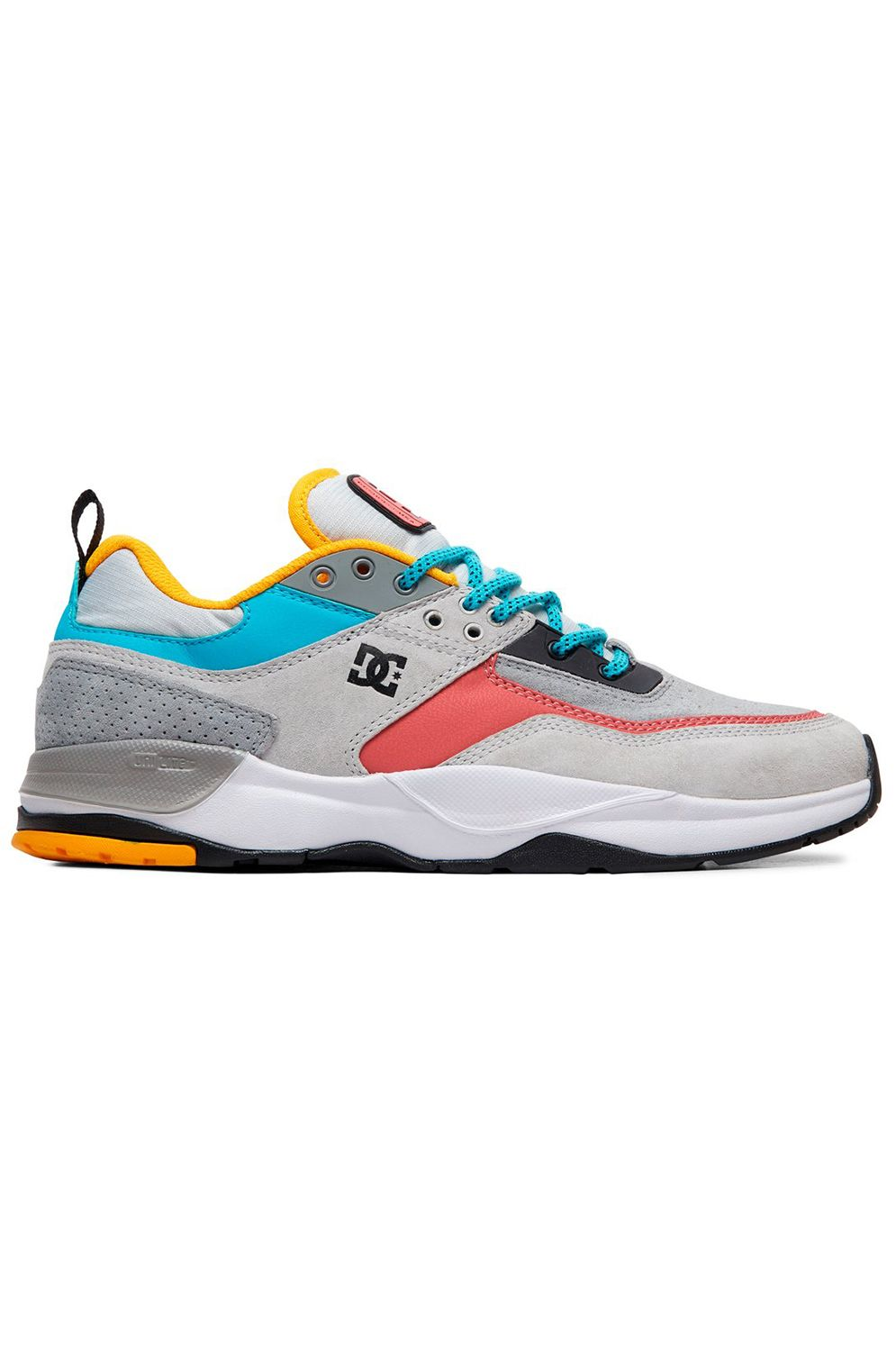 Tenis DC Shoes E.TRIBEKA SE Grey/Grey/Blue