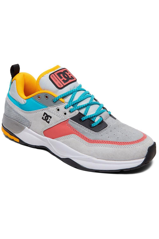 Tenis DC Shoes E.TRIBEKA SE Grey/Grey/Blue