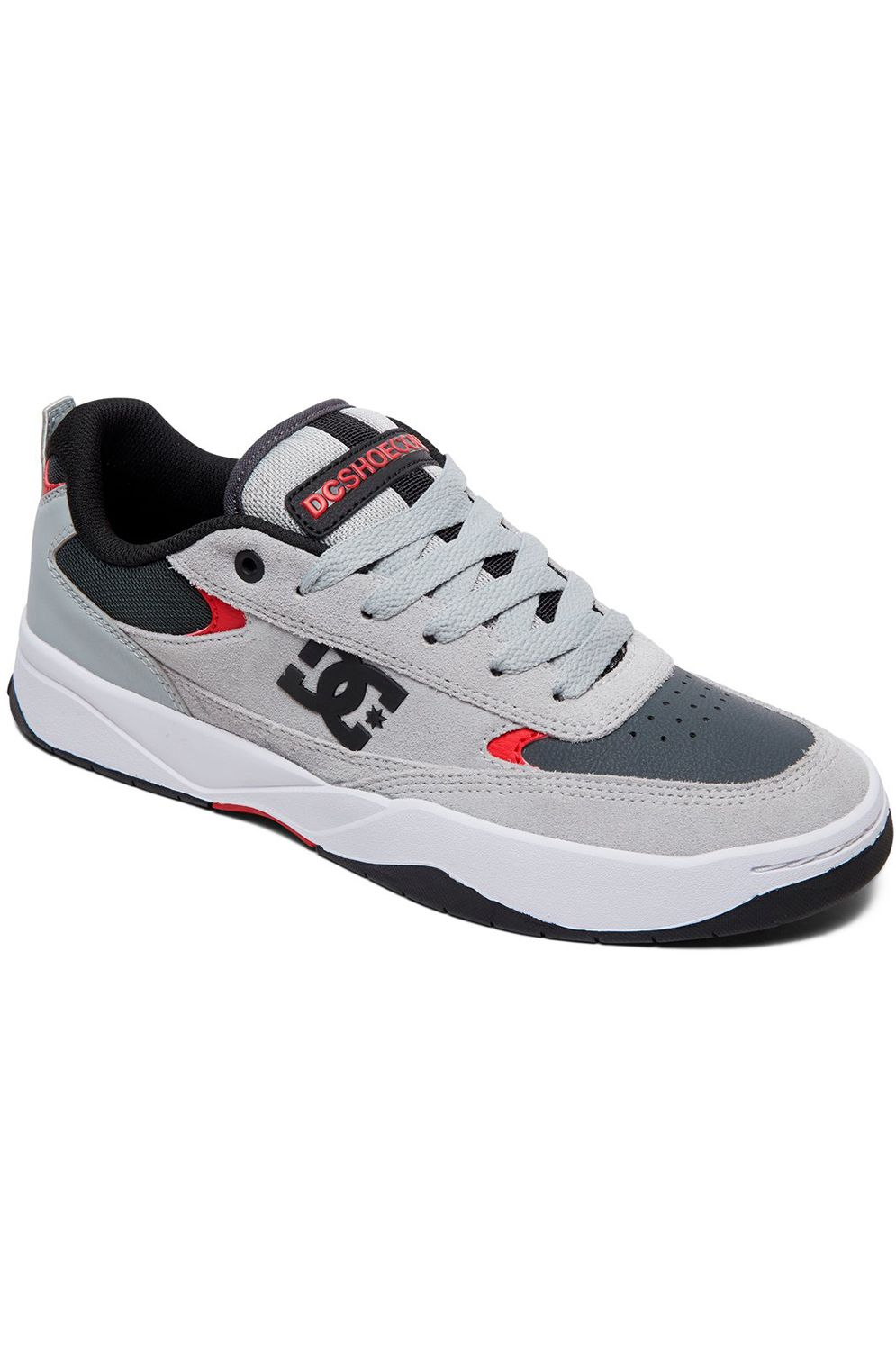 Tenis DC Shoes PENZA Grey/Red