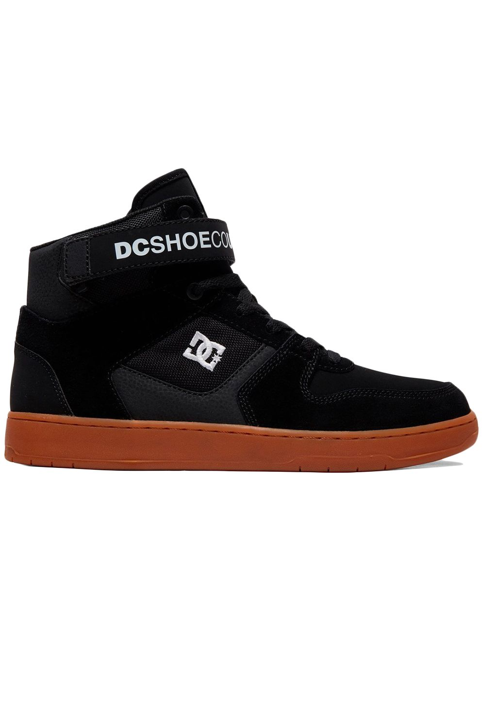 Tenis DC Shoes PENSFORD Black/Gum