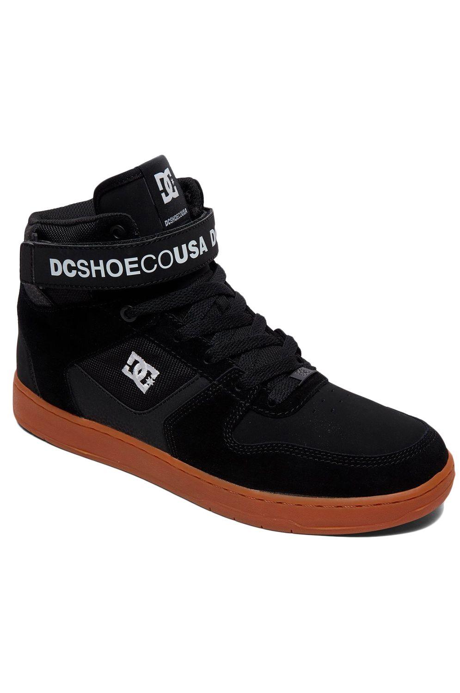 Tenis DC Shoes PENSFORD Black/Gum