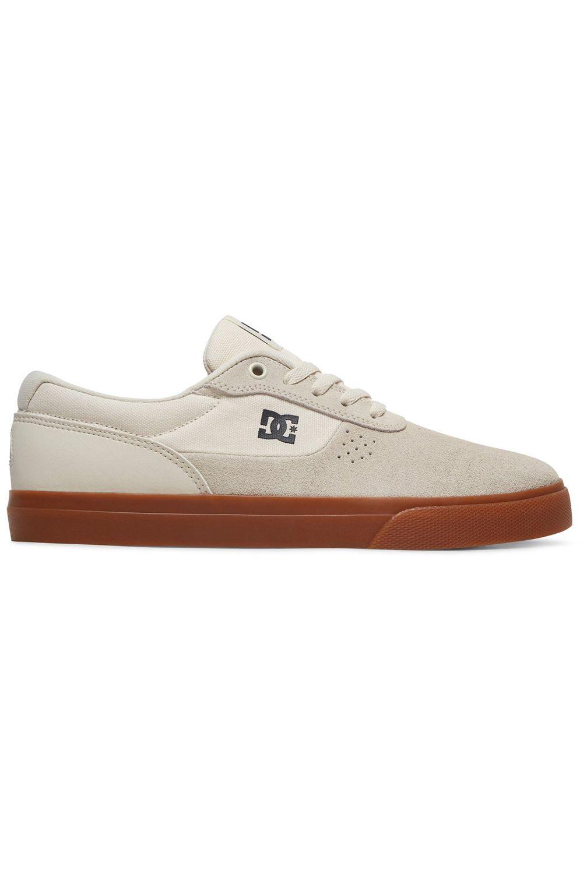 Tenis DC Shoes SWITCH White/White/Gum
