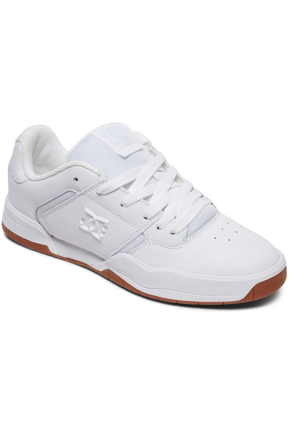 Tenis DC Shoes CENTRAL White