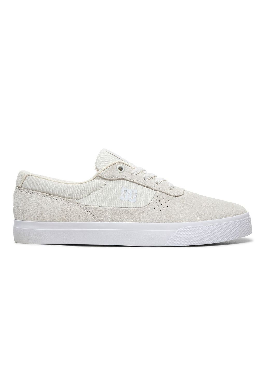 Tenis DC Shoes SWITCH S White/Gum