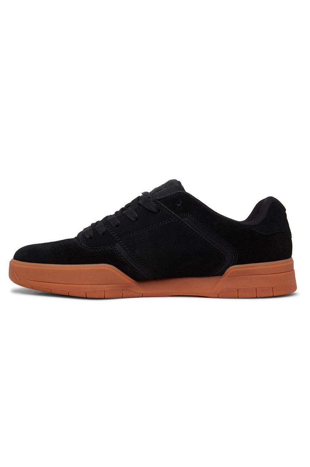 Tenis DC Shoes CENTRAL Black/Gum