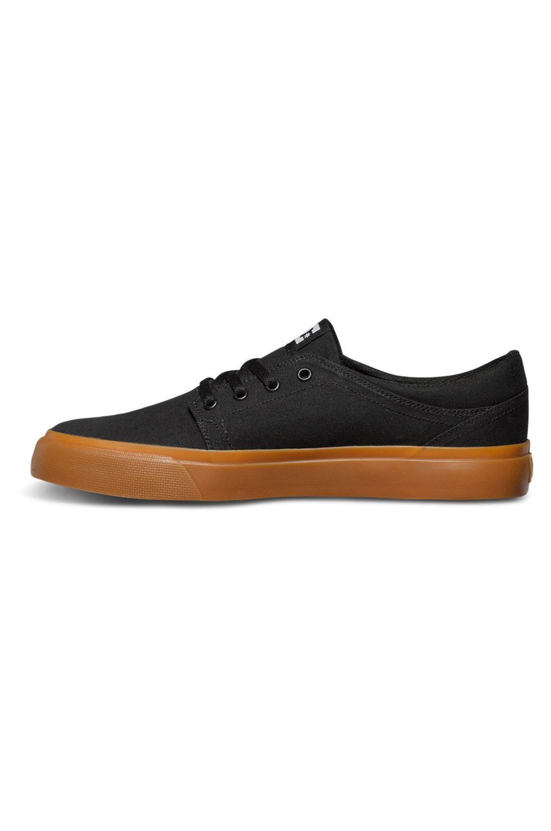 Tenis DC Shoes TRASE TX Black/Gum