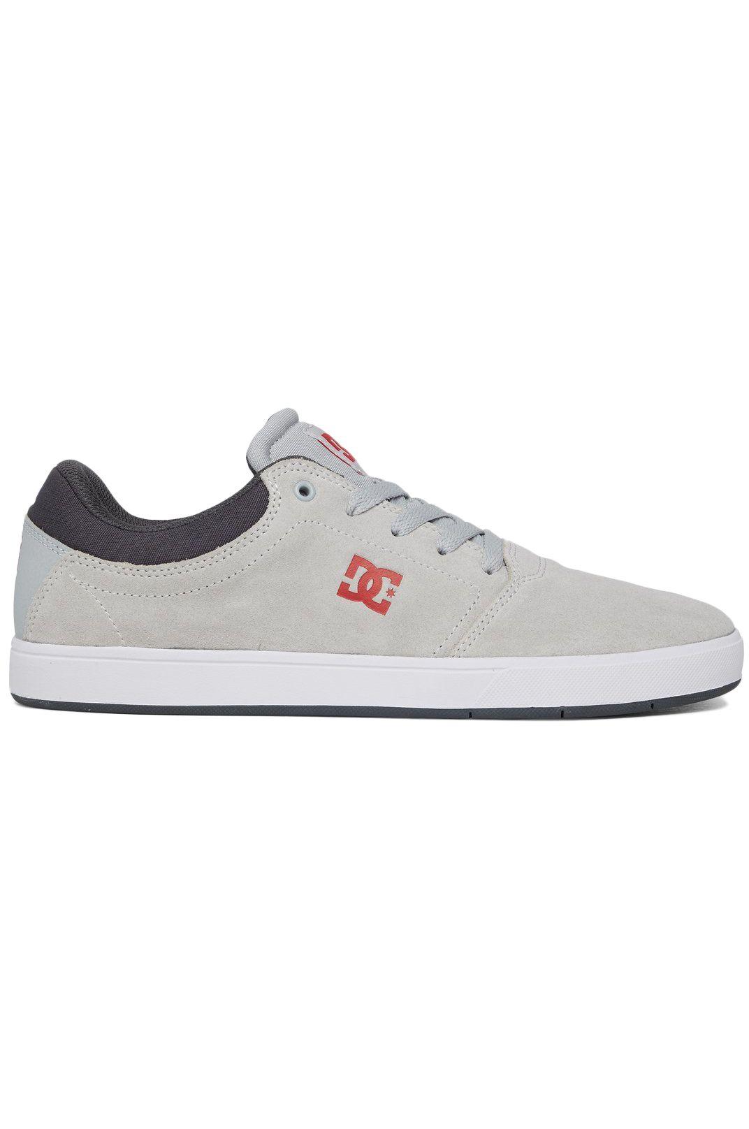 Tenis DC Shoes CRISIS Black/Dk Grey/Athletic Red