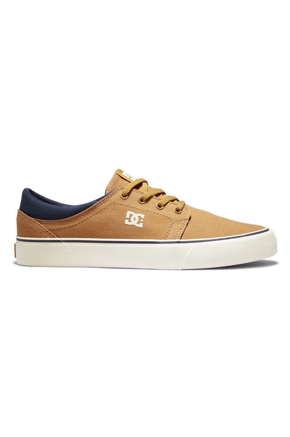 Tenis DC Shoes TRASE TX Tan/Brown