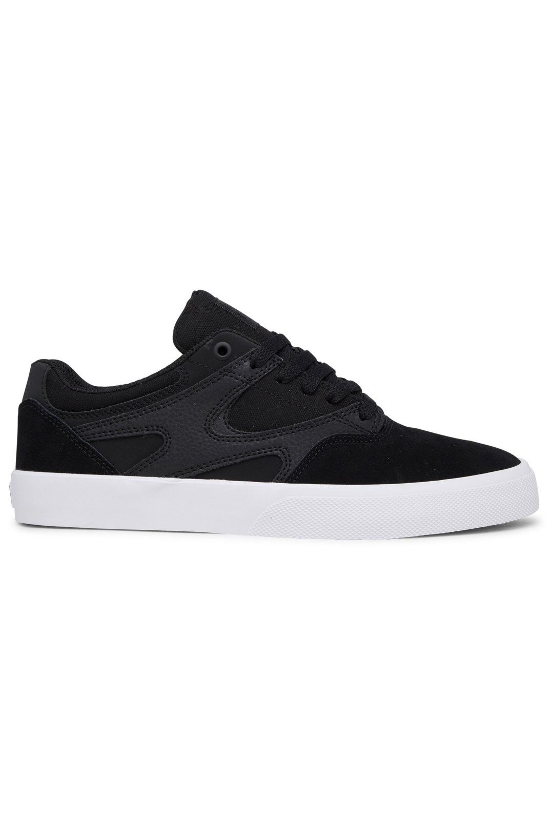 Tenis DC Shoes KALIS VULC S Black/Black/White
