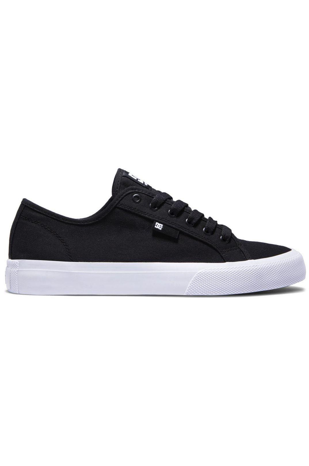 Tenis DC Shoes MANUAL Black/White