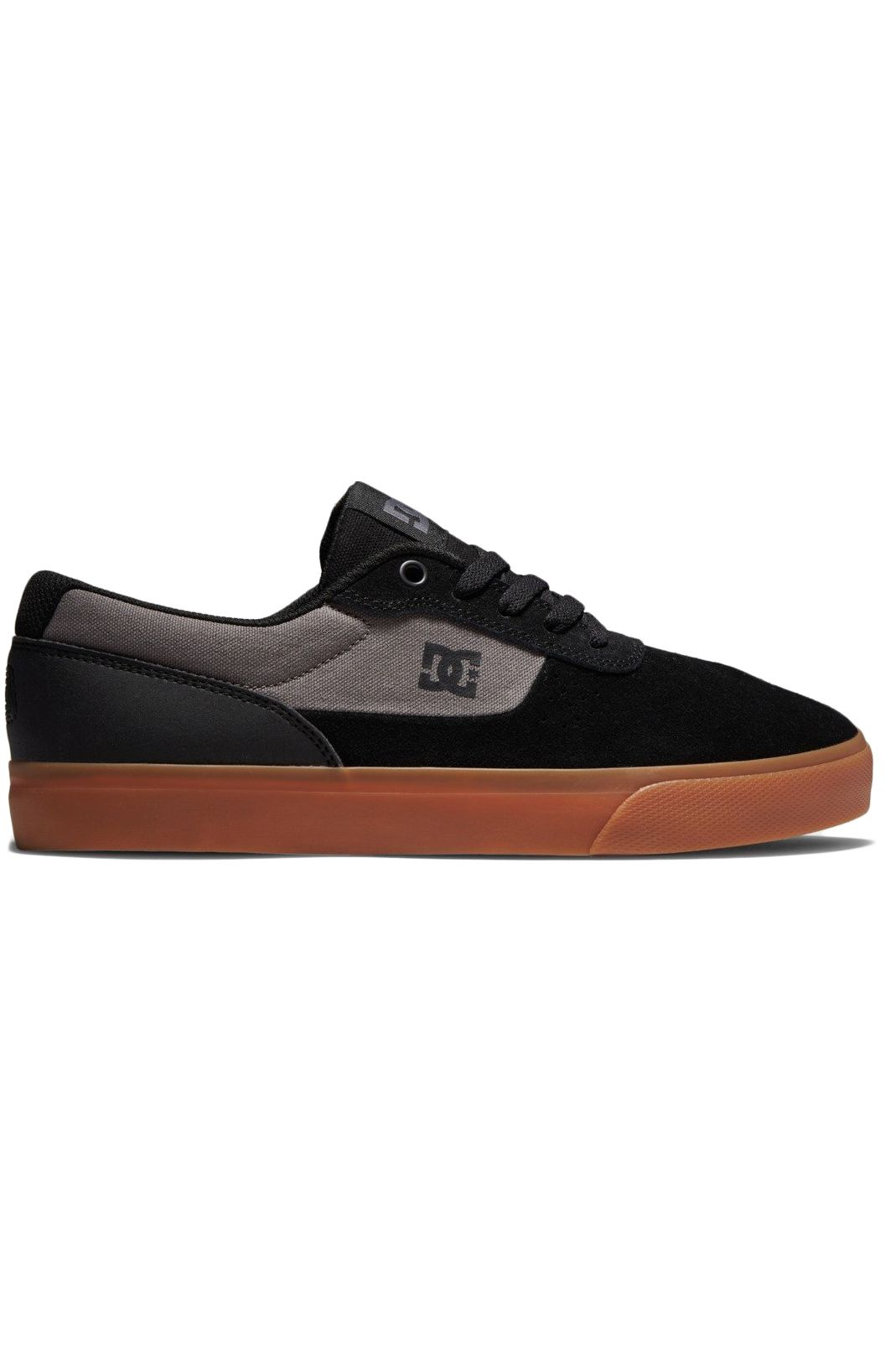 DC Shoes Shoes SWITCH Black/Black/Dk Grey