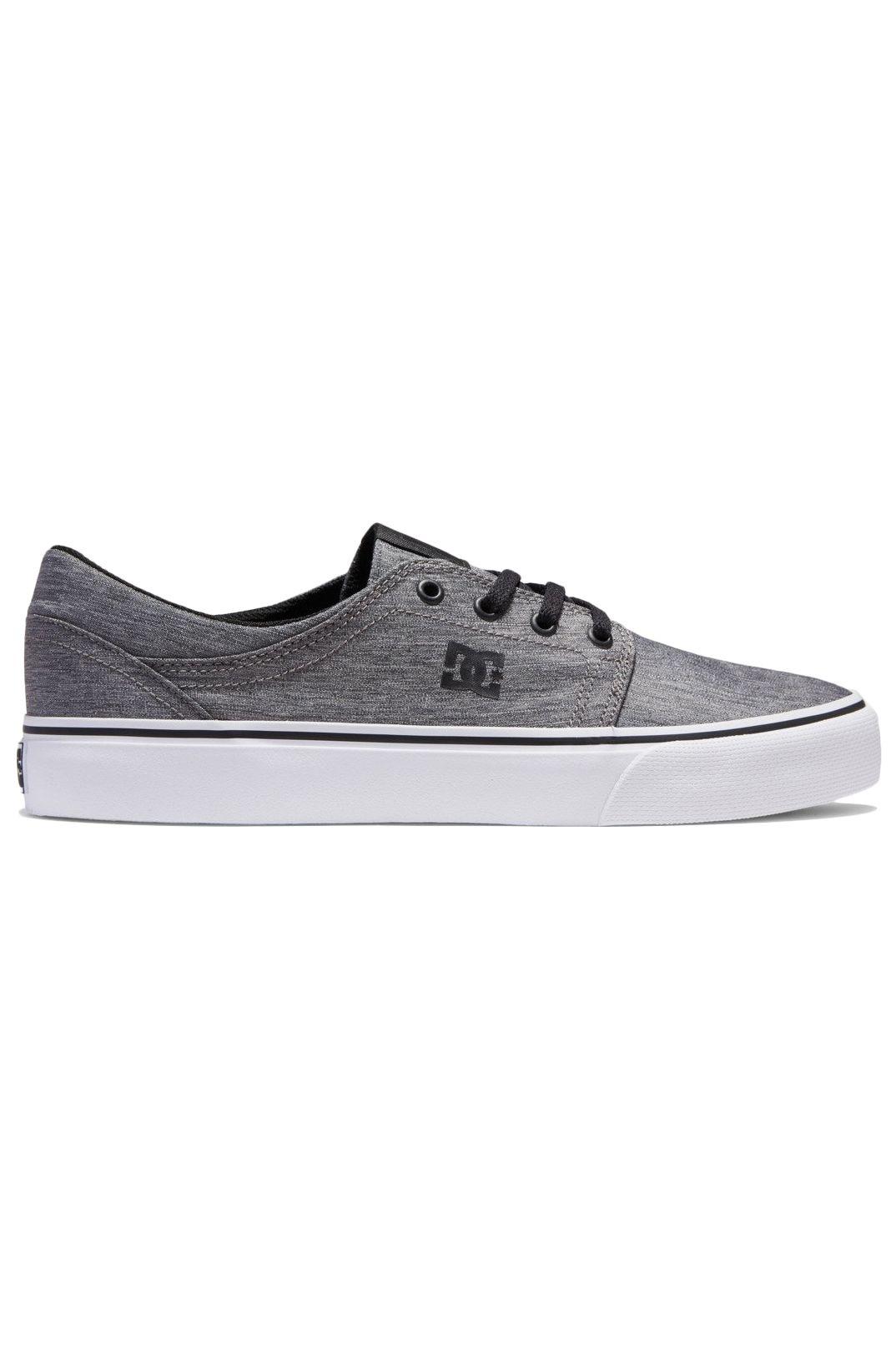 DC Shoes Shoes TRASE TX SE Black/Heather Grey