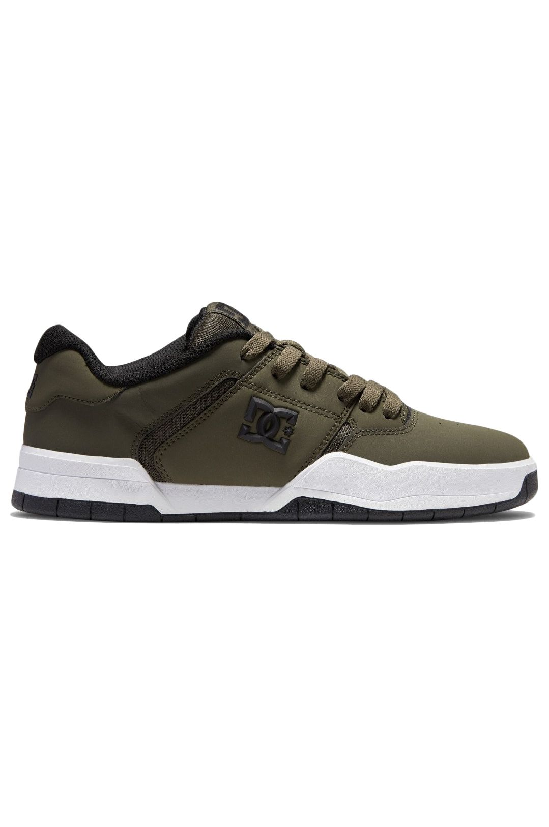 DC Shoes Shoes CENTRAL Olive Night