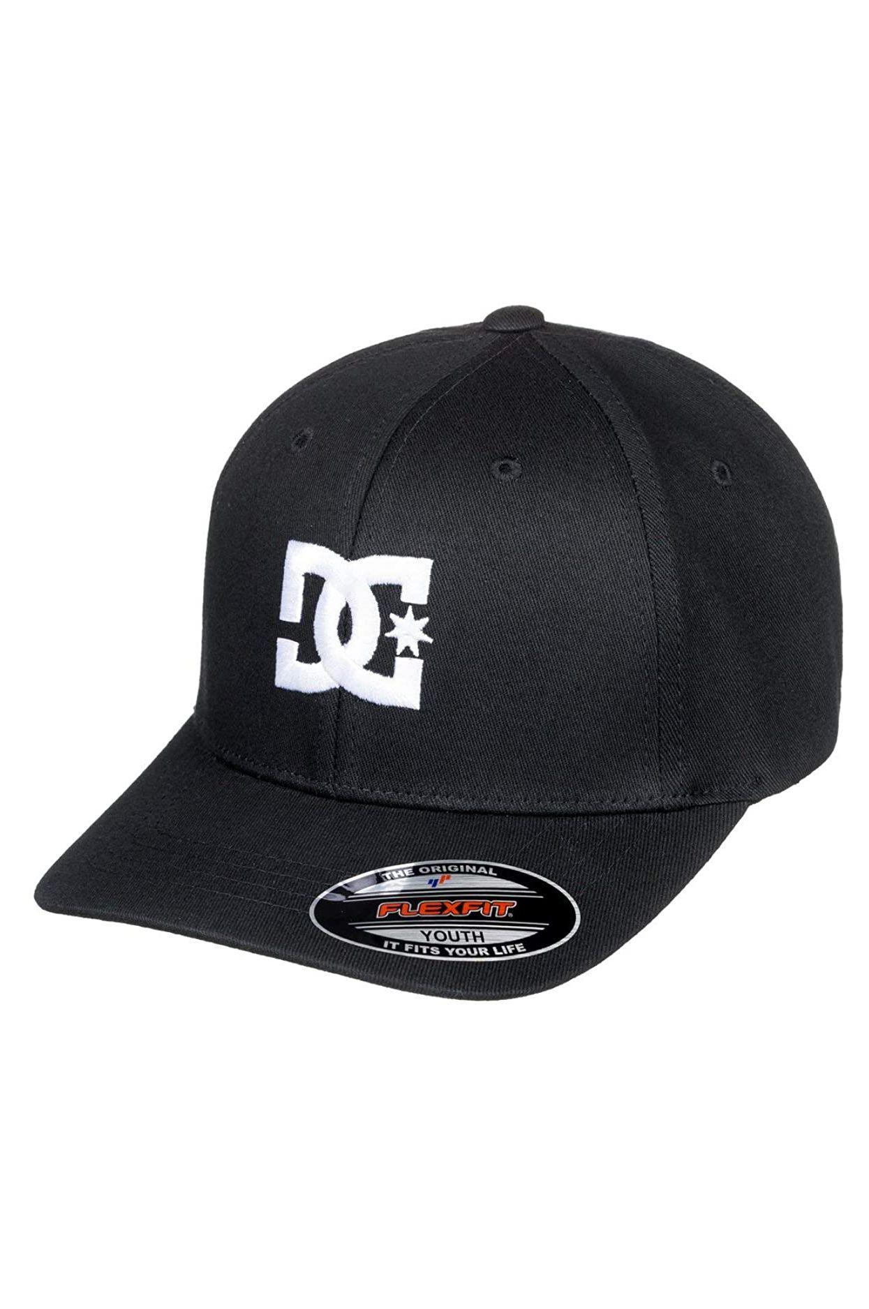 Bone DC Shoes CAP STAR 2 BY Black