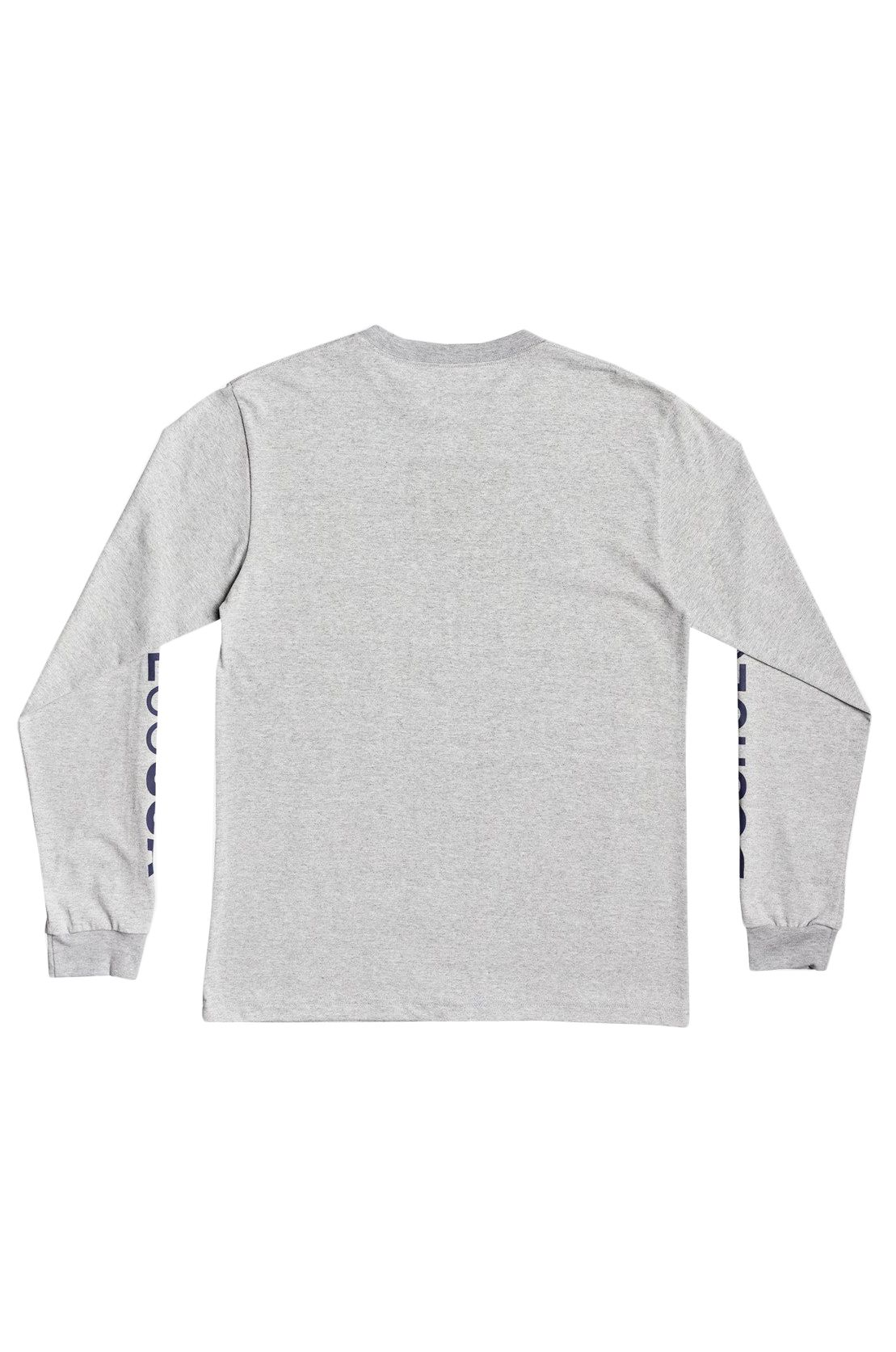 L-Sleeve DC Shoes SQUARE STAR LS BOY Heather Grey