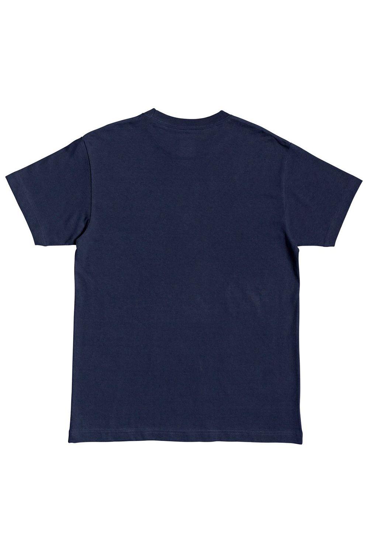 T-Shirt DC Shoes SQUARE STAR SS BOY Black Iris