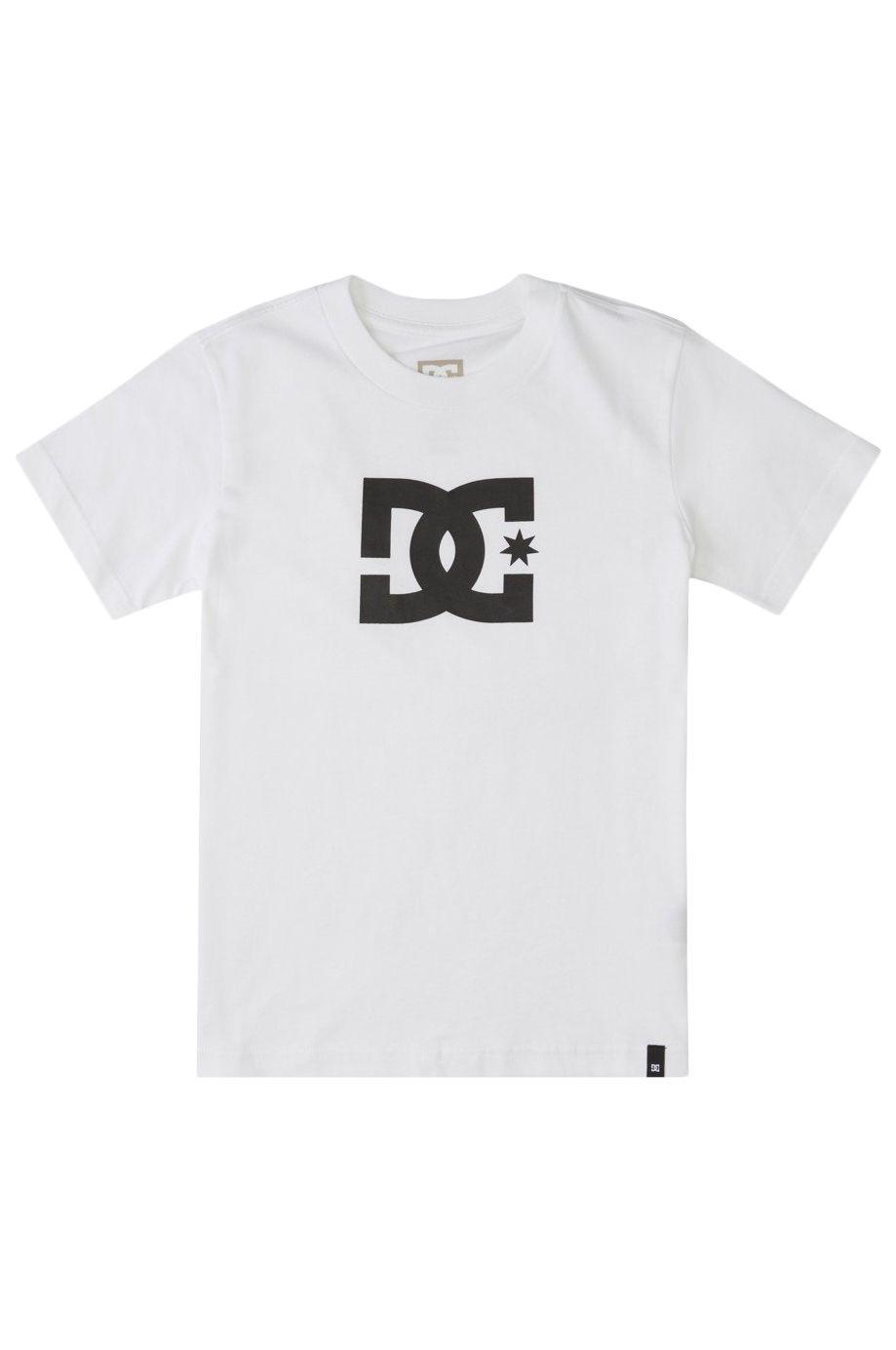 DC Shoes T-Shirt DC STAR SS BOY White