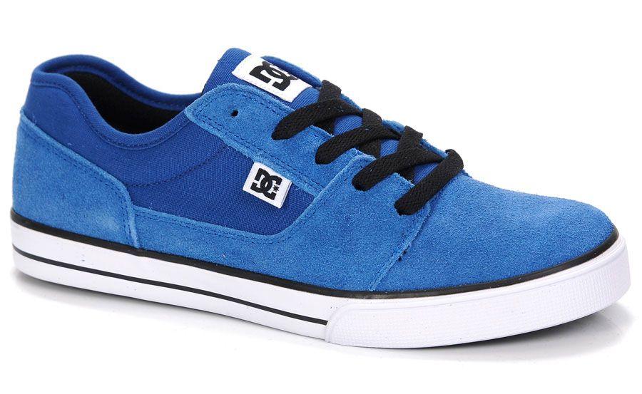 Tenis DC Shoes TONIK Royal/White