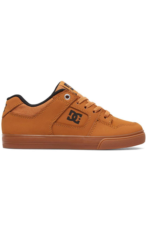 DC Shoes Shoes PURE B SHOE Wheat