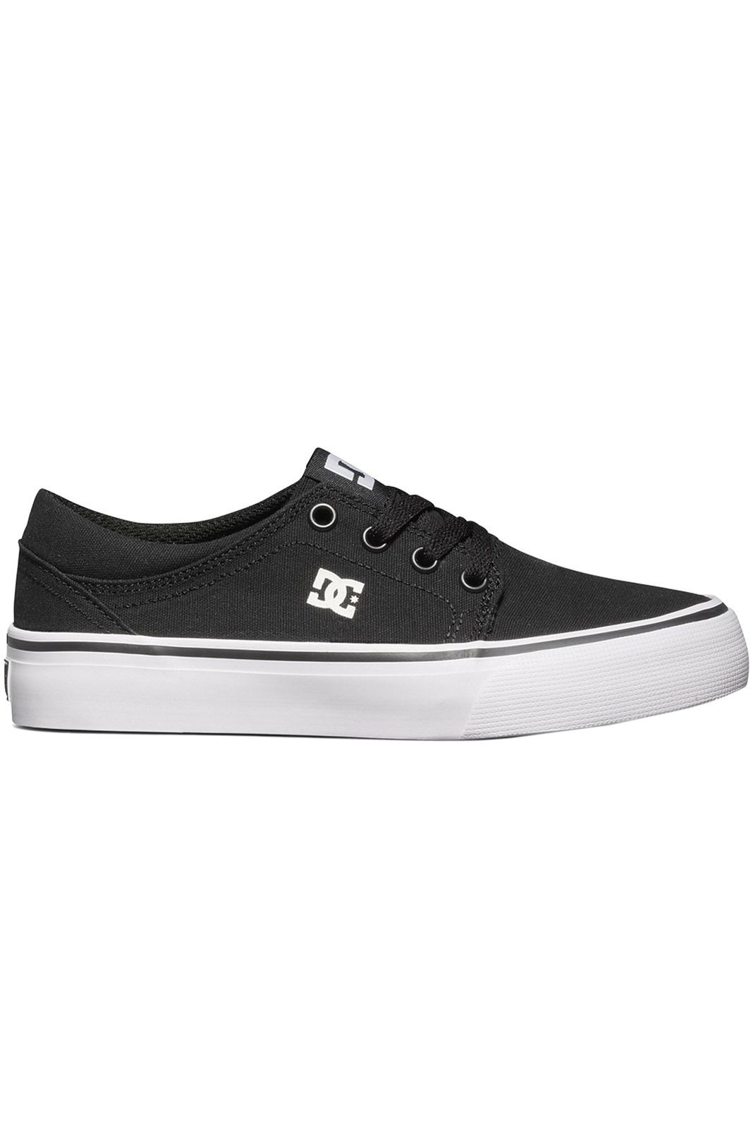 Tenis DC Shoes TRASE TX Black/White
