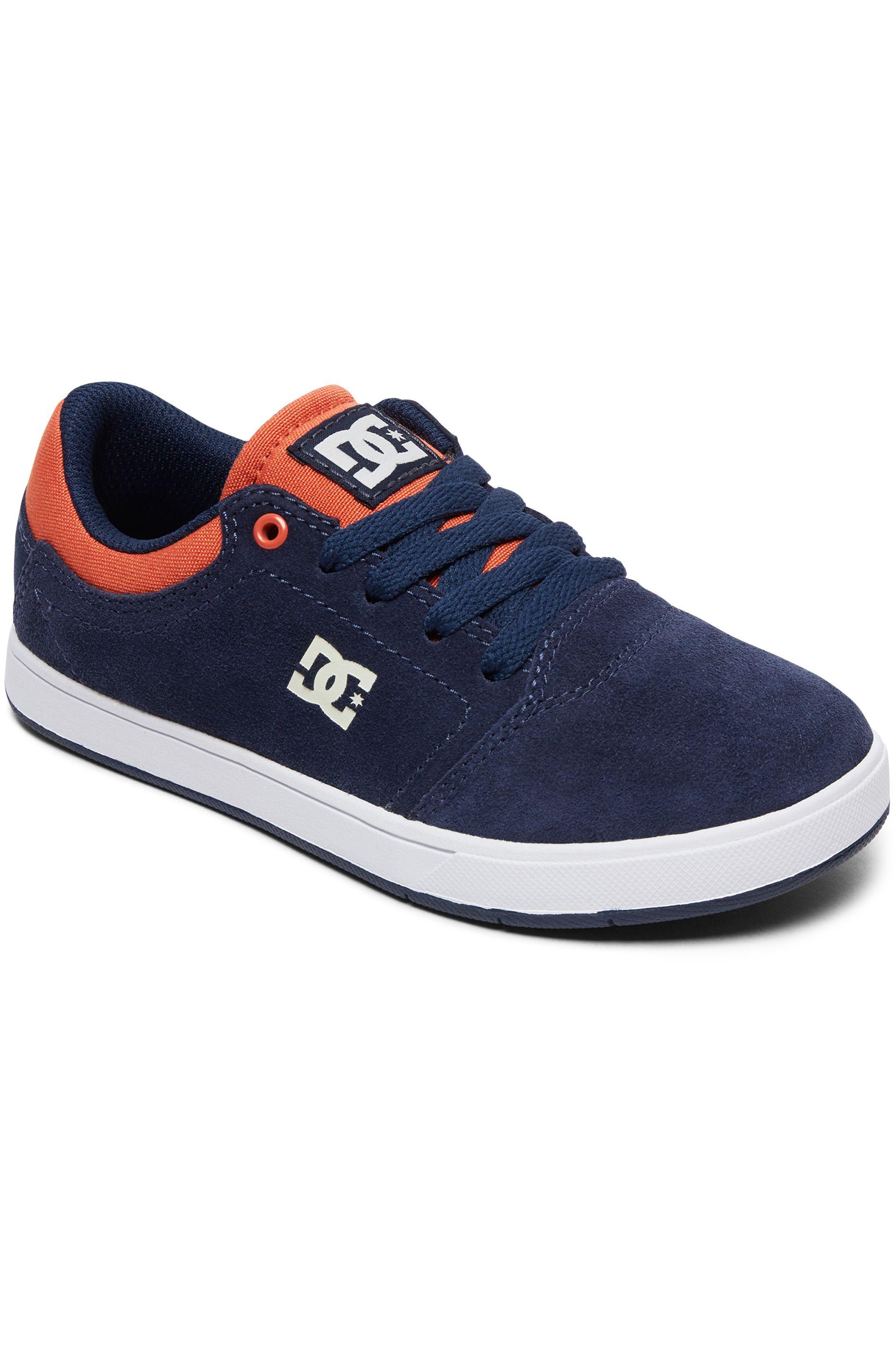 Tenis DC Shoes CRISIS Indigo