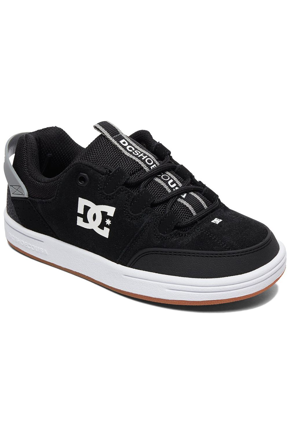 Tenis DC Shoes SYNTAX Black/Grey