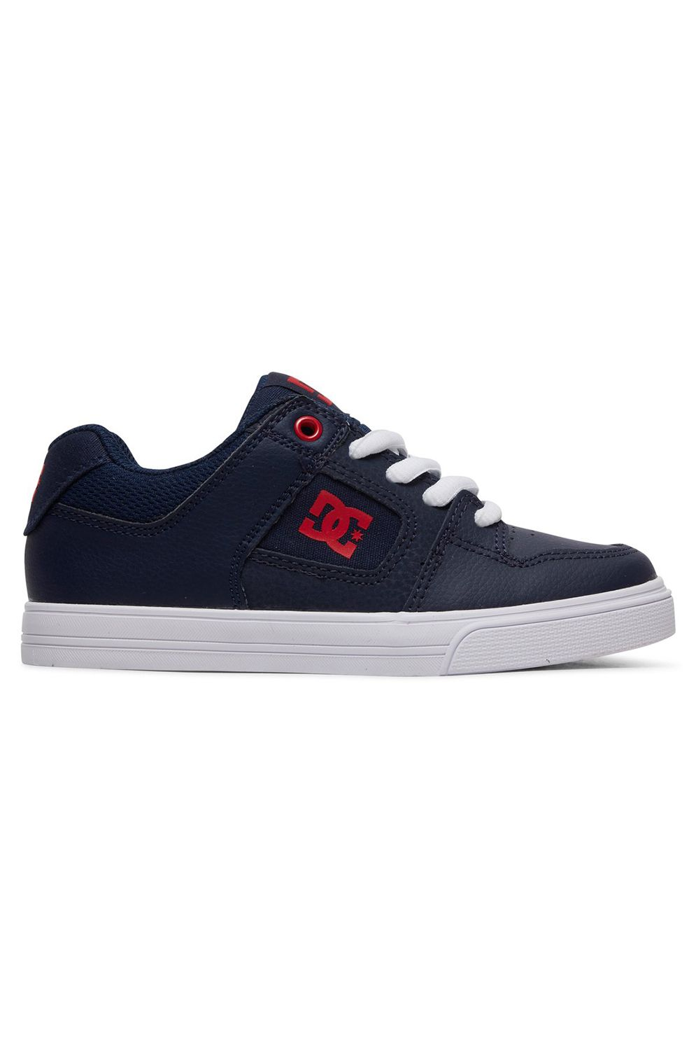 Tenis DC Shoes PURE Navy/White