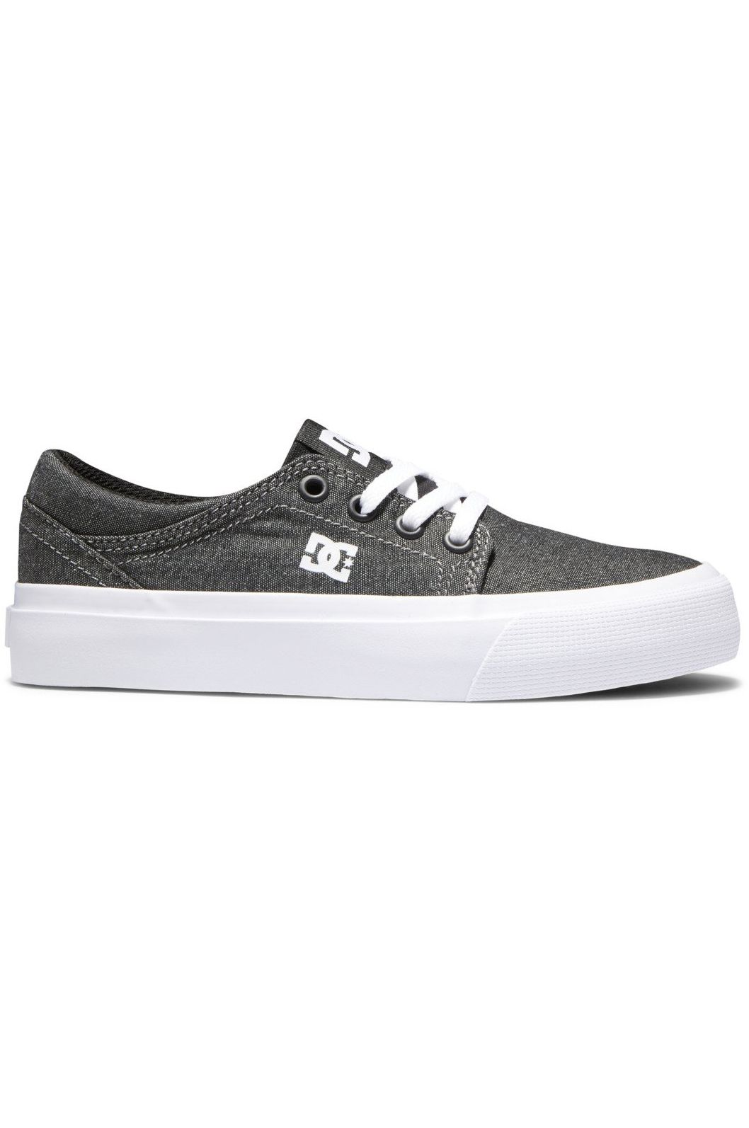 Tenis DC Shoes TRASE Grey/Black/Grey