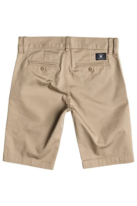 Walkshorts DC Shoes WKR STR SH BY B WKST Kaki